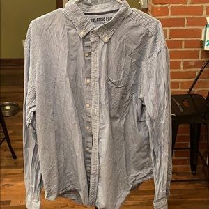 XXL Old Navy Button Down